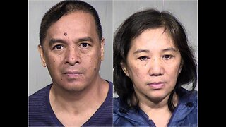 Chandler couple arrested after elderly man dies from heat exposure - ABC15 Crime