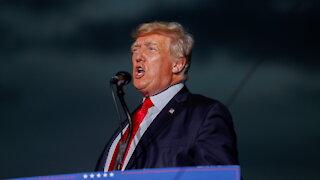 President Donald J Trump in Sarasota, FL