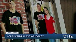 Teen killed in Moore crash saves lives after death