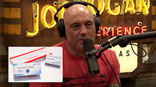 Joe Rogan recovered from COVID after three days of using IVERMECTIN