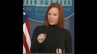 Reporter Confronts Psaki with Biden's OWN WORDS About Court Packing