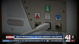 National emergency declaration should help hospitals manage COVID-19