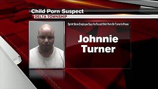 UPDATE: Details released on arrest of child pornography suspect