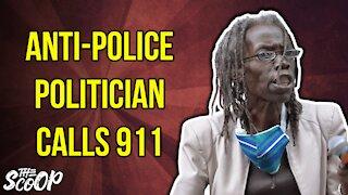 Anti-Police Portland Councilwoman Calls COPS On Lyft Driver
