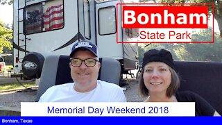 Bonham State Park   Texas State Parks   Best RV Destination in Texas!!