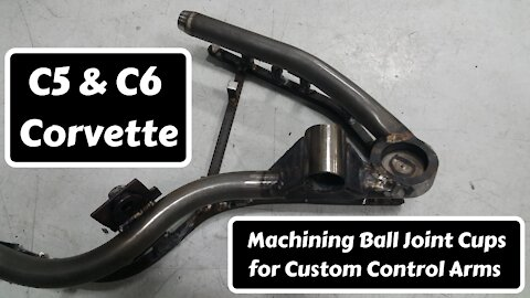 Machining Ball Joint Cups