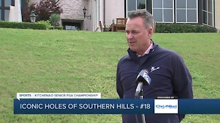 Iconic Holes of Southern Hills - #18