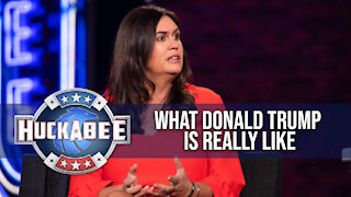 The REAL DONALD TRUMP The Media Won't Tell You About! | Sarah Huckabee Sanders | Huckabee