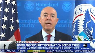 After Biden Creates Border Crisis, DHS Begs Migrants To Stop Coming