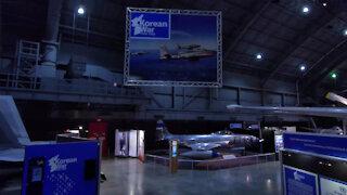 National Museum of the U.S. Air Force-B-Roll Korean War Gallery