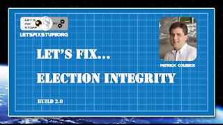 Election Integrity Reform Strategy: EV B2