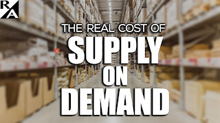 Can't Get What You Want: How Just-In-Time Practices Inflame COVID-Caused Product Shortages