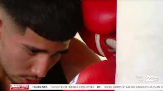 23ABC Power of Sports: From Sacrifice to Success: A Boxer's Story
