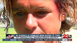 Officials: no proof homeless people systematically bussed into Bakersfield