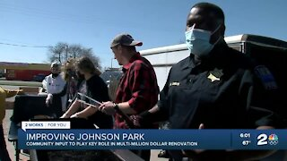 Millions of dollars allocated to Tulsa's Fred Johnson Park