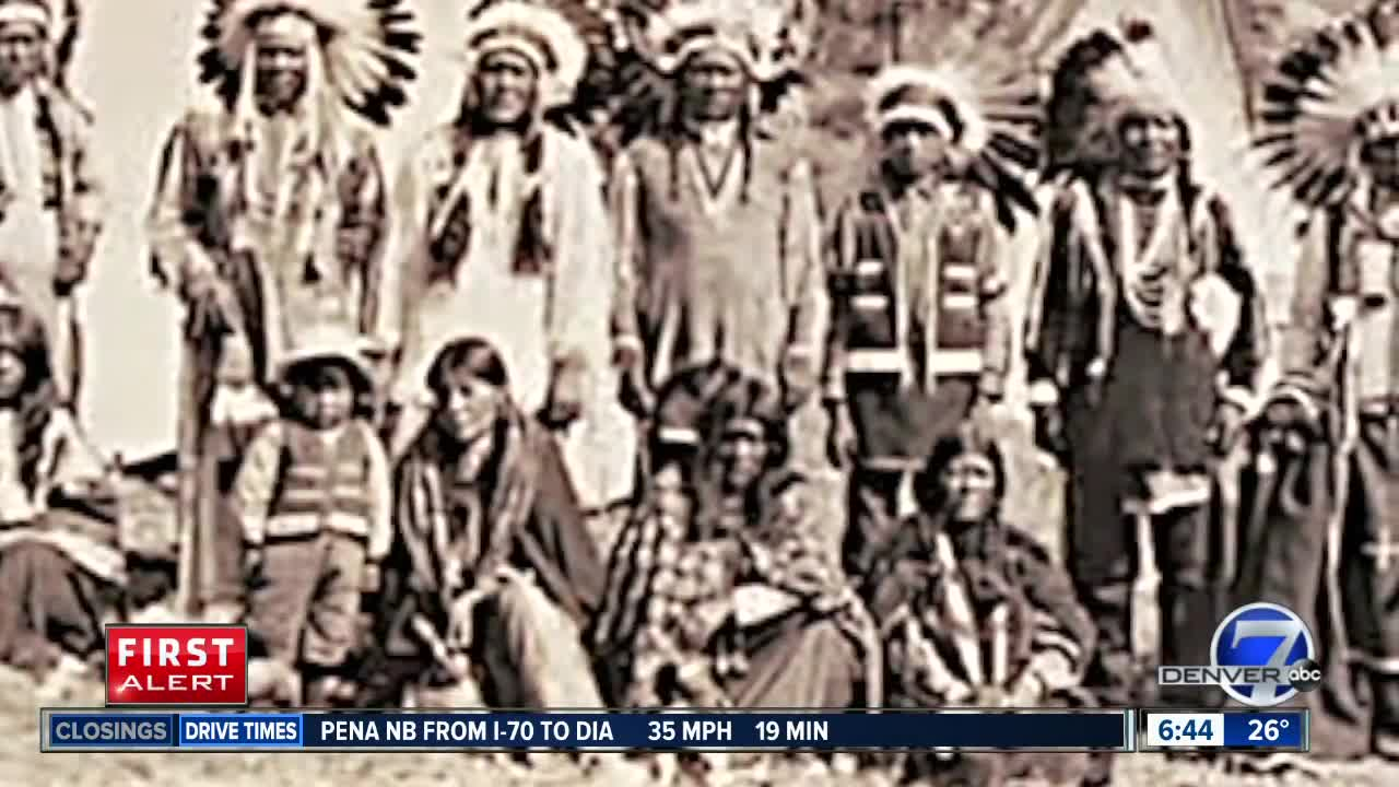 E. Colfax Neighborhood Association makes reparations to Native American tribes