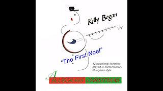 Bluegrass instrumental - The First Noel - Kelly Bogan
