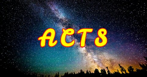 Word of God - Acts - Book 44