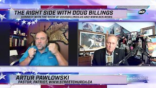 The Right Side with Doug Billings - October 1, 2021