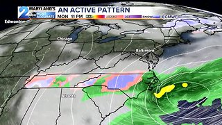 An Active Weather Weekend