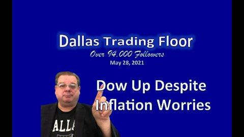 Dallas Trading Floor No 303 - Live May 28, 2021
