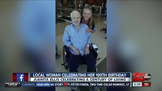 Local woman turns 100 years old