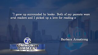 COMMUNITY COMMENT OR CRUISE AND READING