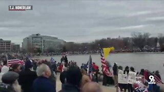 Mason Councilman recounts rally at U.S. Capitol that later turned violent