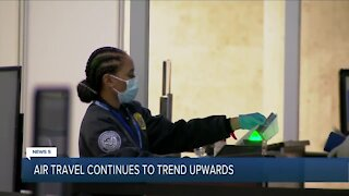 TSA screened 2 million travelers on Friday — the most in a single day since COIVD-19 reached US