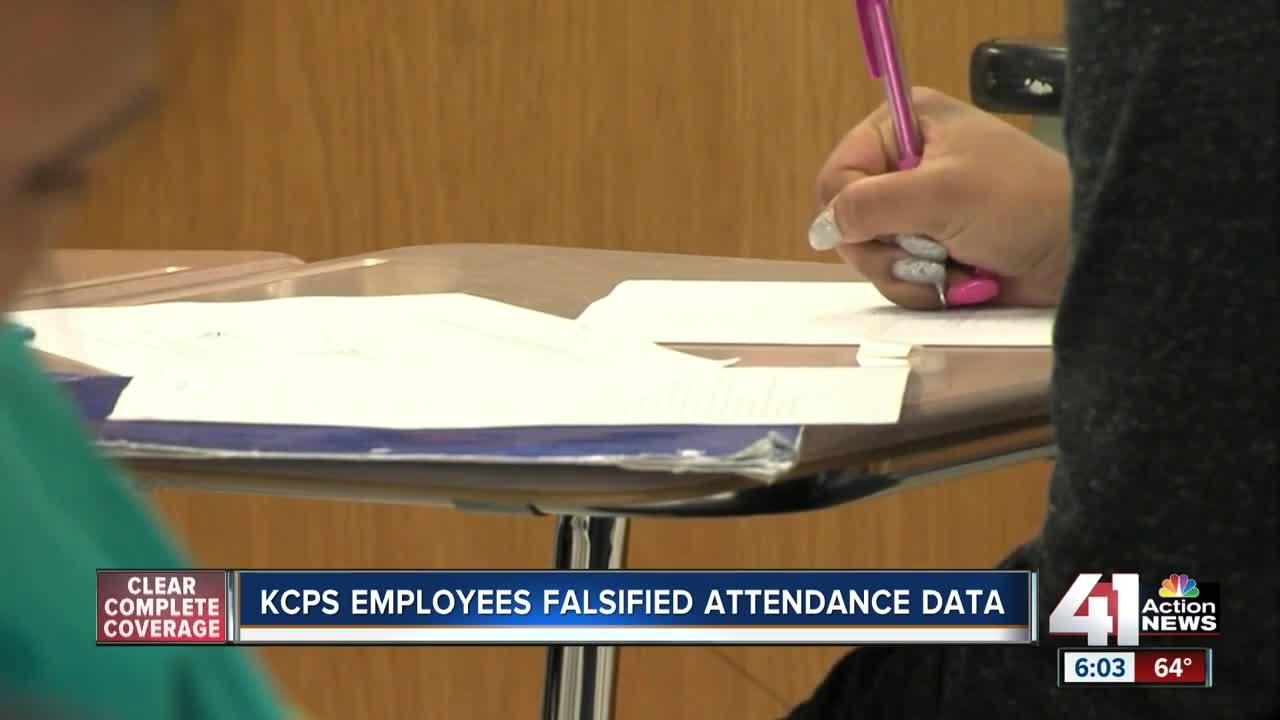 Kansas City Public Schools investigates falsified attendance data