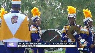 MLK Day celebration held in Boynton Beach