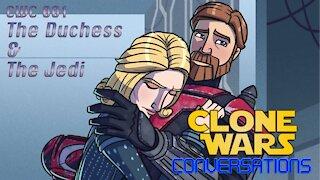 Clone Wars Conversations Season 1, Episode 1: The Duchess Satine