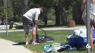 Air pumps closed at Barber Park again this summer