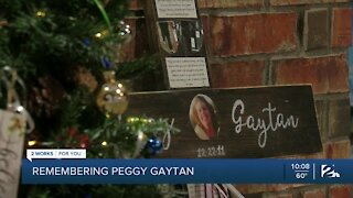 Remembering Peggy Gaytan