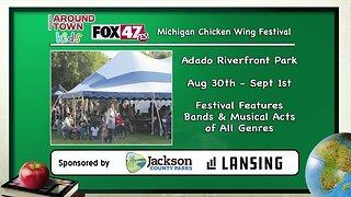Around Town Kids - Michigan Chicken Wing Festival - 8/30/19