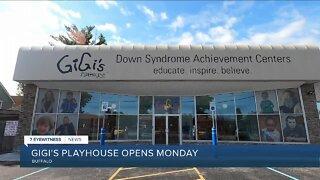 Gigi's Playhouse in Buffalo opens Monday