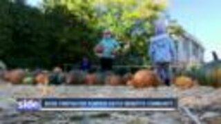 Boise Fire pumpkin patch raises money for community funds