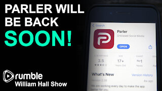 Parler Will Be Back SOON!