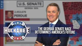 The Georgia RUNOFF Could CHANGE America   Senator David Perdue