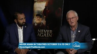 Never Again // In Theatres October 13th & 14th