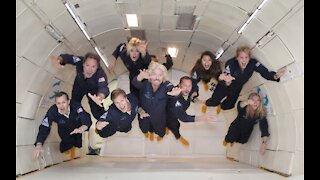 What will happen when We Lost Gravity for 5 Seconds?
