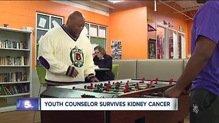Boys and Girls Club counselor speaks out for Kidney Cancer Awareness Month