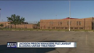 Lawsuit filed against Michigan prison alleges wrongful firing of employees