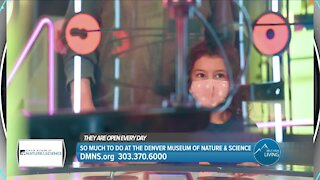 Denver Museum Of Nature & Science // So Much To Explore!