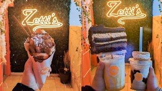 Cette nouvelle crémerie à Montréal est le paradis des gaufres et des desserts glacés