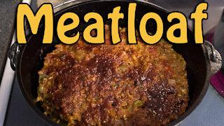 Dutch Oven Meatloaf