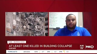 What could have potentially caused the collapse of the condo building in Surfside