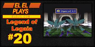 El El Plays Legend of Legaia Episode 20: Fight fight FIGHT!