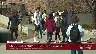 Some Colorado university campuses, colleges plan to move to online classes in coronavirus response