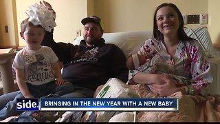 First babies of 2019 at Saint Alphonsus hospitals